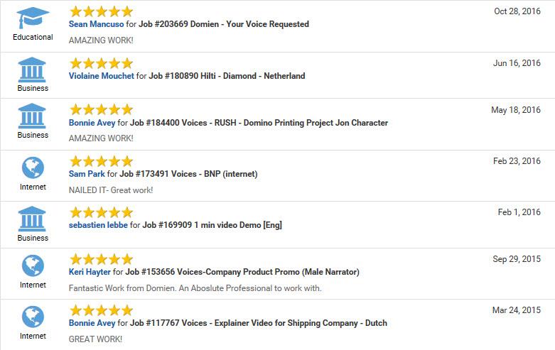 voices reviews